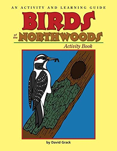 9781591931669: Birds of the Northwoods Activity Book: A Coloring and Learning Guide