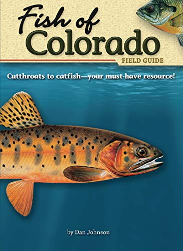 9781591932048: Fish of Colorado Field Guide (Fish Identification Guides)