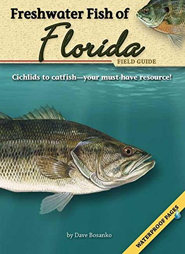 9781591932185: Freshwater Fish of Florida Field Guide (Fish Identification Guides)