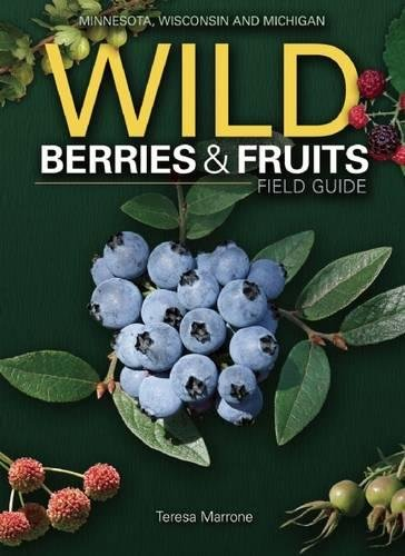9781591932246: Wild Berries & Fruits Field Guide of Minnesota, Wisconsin and Michigan (Wild Berries & Fruits Identification Guides)