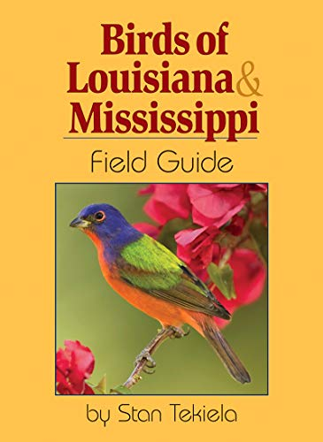 9781591932437: Birds of Louisiana & Mississippi Field Guide (Bird Identification Guides)