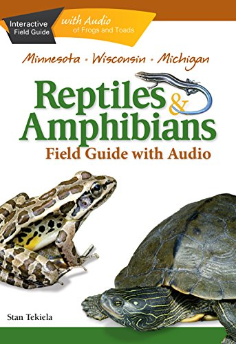 9781591932802: Reptiles & Amphibians of Minnesota, Wisconsin and Michigan Field Guide