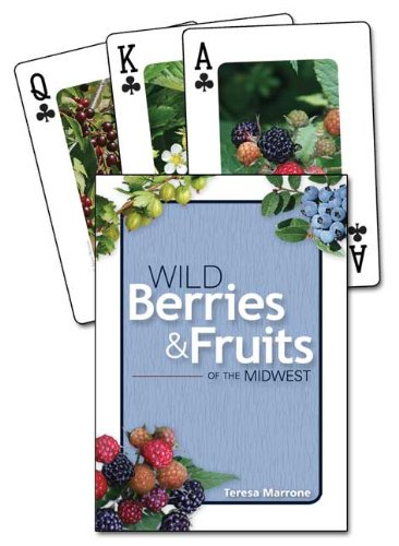 9781591932895: Wild Berries & Fruits of the Midwest Playing Cards (Nature's Wild Cards)