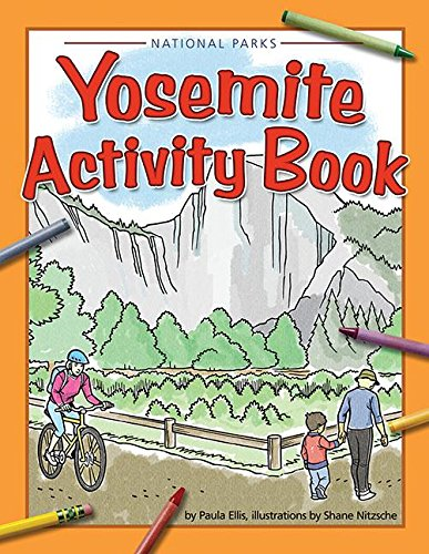 9781591932994: Yosemite Activity Book (Color and Learn)