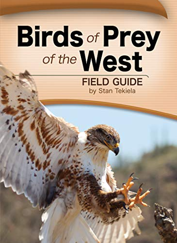Birds of Prey of the West Field Guide (Paperback)