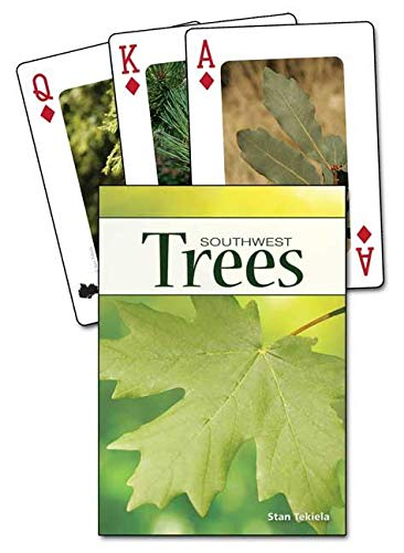 9781591933670: Trees of the Southwest Playing Cards (Nature's Wild Cards)