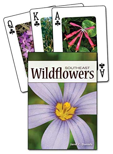 9781591933687: Wildflowers of the Southeast Playing Cards (Nature's Wild Cards)