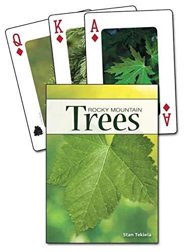 9781591933939: Trees of the Rocky Mountains Playing Cards (Nature's Wild Cards)