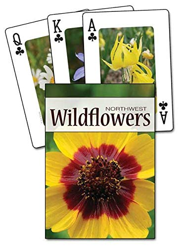 Wildflowers of the Northwest Playing Cards (Nature's Wild Cards) (1591933951) by Adventure Productions
