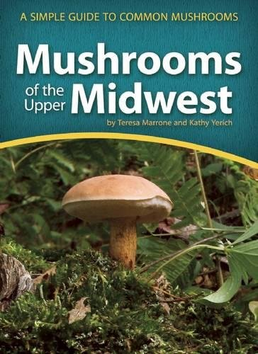 9781591934172: Mushrooms of the Upper Midwest: A Simple Guide to Common Mushrooms (Mushroom Guides)