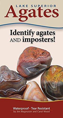 9781591934189: Lake Superior Agates