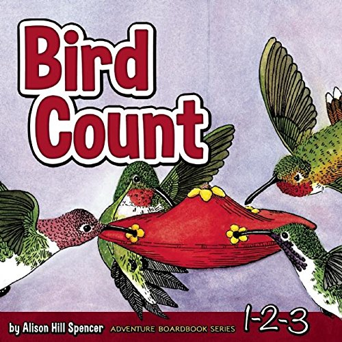 9781591934271: Bird Count (Adventure Boardbook Series)