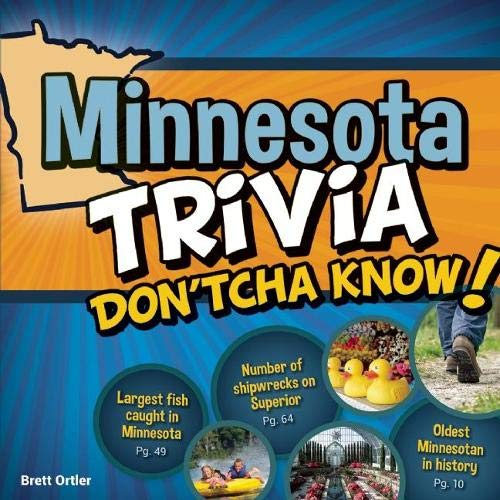 Minnesota Trivia Don'tcha Know!: Ortler, Brett
