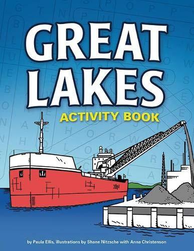 Great Lakes Activity Book: Ellis, Paula