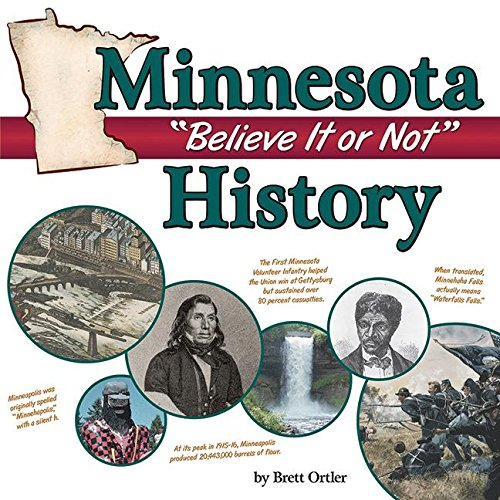 Minnesota Believe It or Not History: Ortler, Brett