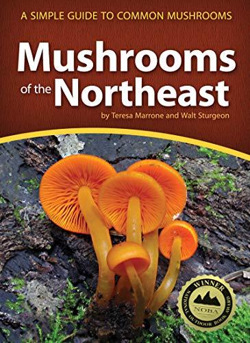 Mushrooms of the Northeast: A Simple Guide to Common Mushrooms: Teresa Marrone; Walt Sturgeon; ...