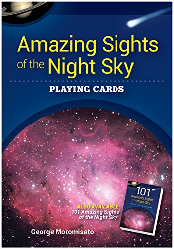 9781591936947: Amazing Sights of the Night Sky Playing Cards (Nature's Wild Cards)