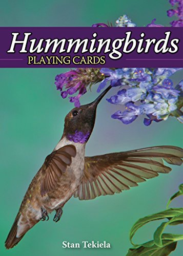9781591936954: Hummingbirds Playing Cards (Nature's Wild Cards)