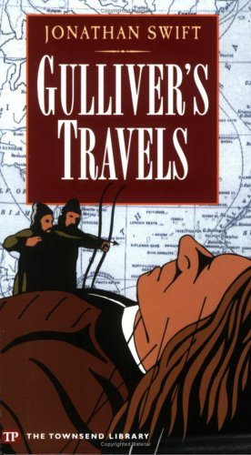 Gulliver's Travels (Townsend Library Edition): Jonathan Swift