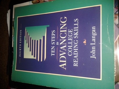 9781591940234: Ten Steps to Advancing College Reading Skills, Levels 9-13, Instructor's Edition (Townsend Press Reading Series)