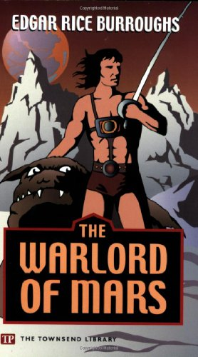 9781591940630: The Warlord of Mars (Townsend Library Edition)