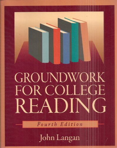 9781591940852: Groundwork for College Reading