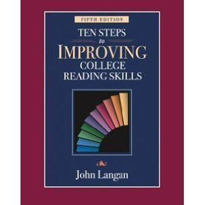 9781591941002: Ten Steps to Improving College Reading Skills Fifth Edition Instructor's Edition