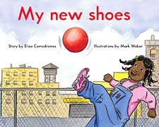 9781591941163: My new shoes - The King School Series, Early First Grade / Early Emergent, LEVEL 3 (6-pack) (The King School Series, Early First Grade)