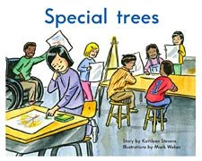 Special trees - The King School Series, Mid First Grade / Emergent, LEVEL 7 (6-pack) (The King...