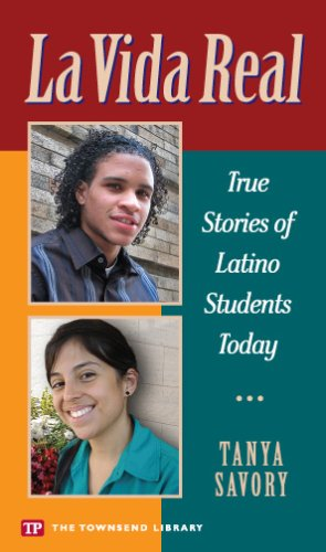 9781591941798: La Vida Real: True Stories of Latino Stories Today (Townsend Library)