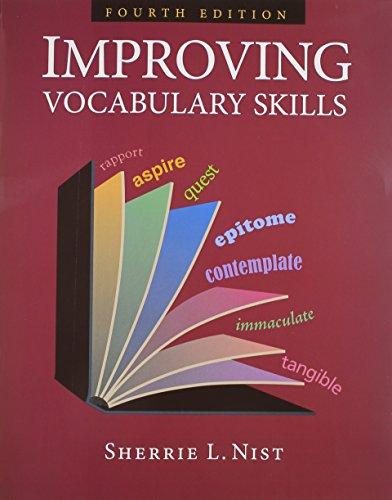 9781591941903: Improving Vocabulary Skills
