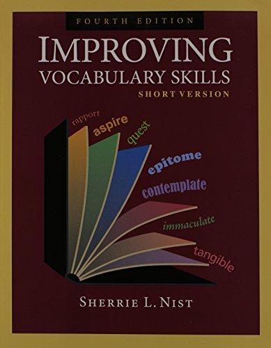 9781591941910: Improving Vocabulary Skills: Short Version