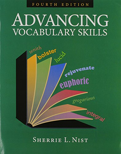 9781591941934: Advancing Vocabulary Skills