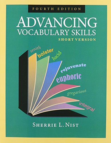 9781591941941: Advancing Vocabulary Skills: Short Version