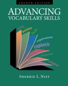 9781591941965: Advancing Vocabulary Skills (Vocabulary Skills Series)