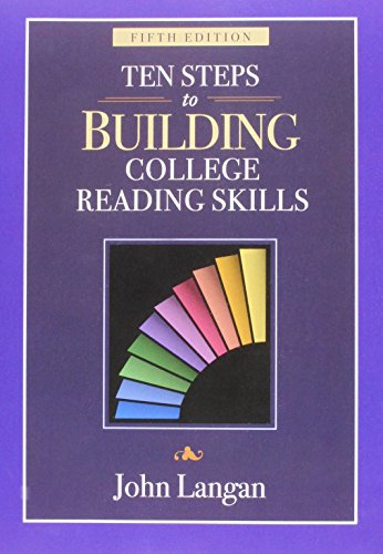 9781591942436: Ten Steps to Building College Reading Skills
