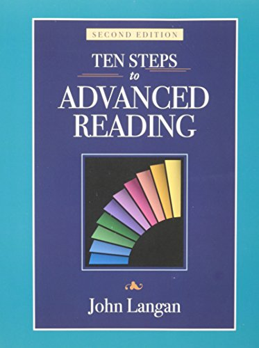9781591942955: Ten Steps to Advanced Reading