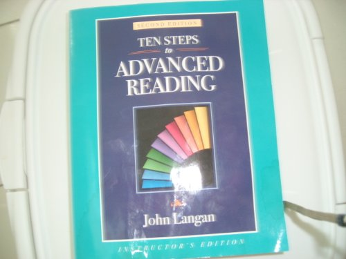 9781591942962: Title: TEN STEPS TO ADVANCED READING