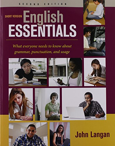 9781591944621: English Essentials, Short Version -with Student Access Kit (2nd edition)