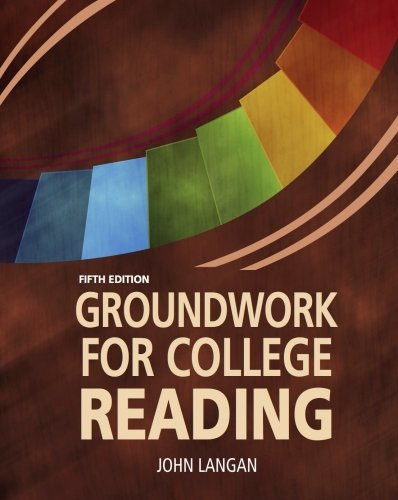 Goundwork for College Reading Fifth Edition
