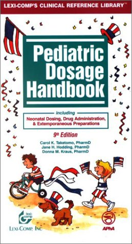 pediatric and neonatal dosage handbook 24th edition