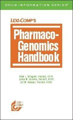 9781591950608: Lexi-Comp's Pharmacogenomics Handbook