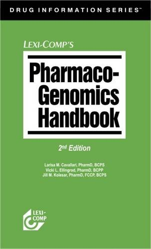 9781591951247: Lexi-Comp's Pharmaco-Genomics Handbook (Drug Information Series)