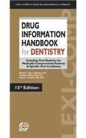9781591952695: Lexi-Comp's Drug Information Handbook for Dentistry