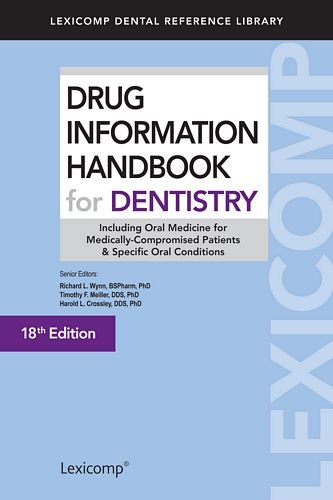9781591953128: Drug Information Handbook for Dentistry