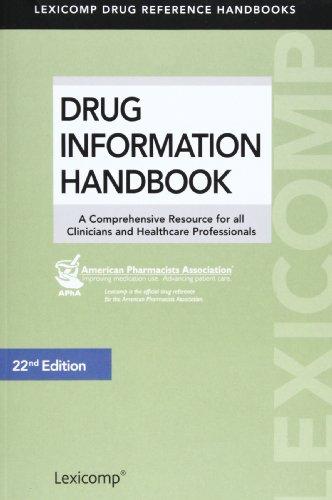Drug Information Handbook (Lexicomp's Drug Reference Handbooks)