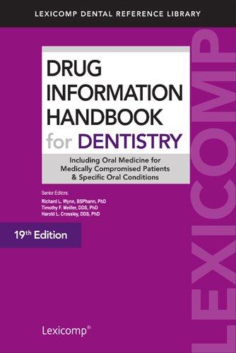 9781591953227: Drug Information Handbook for Dentistry (Lexicomp Dental Reference Library)