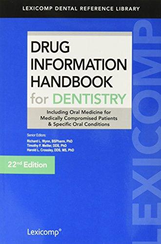 9781591953562: Drug Information Handbook for Dentistry