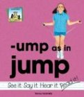 Ump as in Jump (Word Families): Nancy Tuminelly