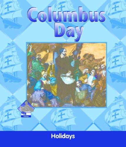 9781591975878: Columbus Day (HOLIDAYS)